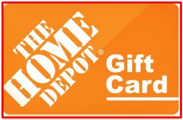 Home Depot Gift Card