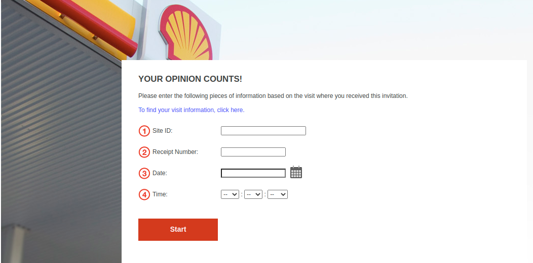 Shell Philippines Customer Satisfaction Survey