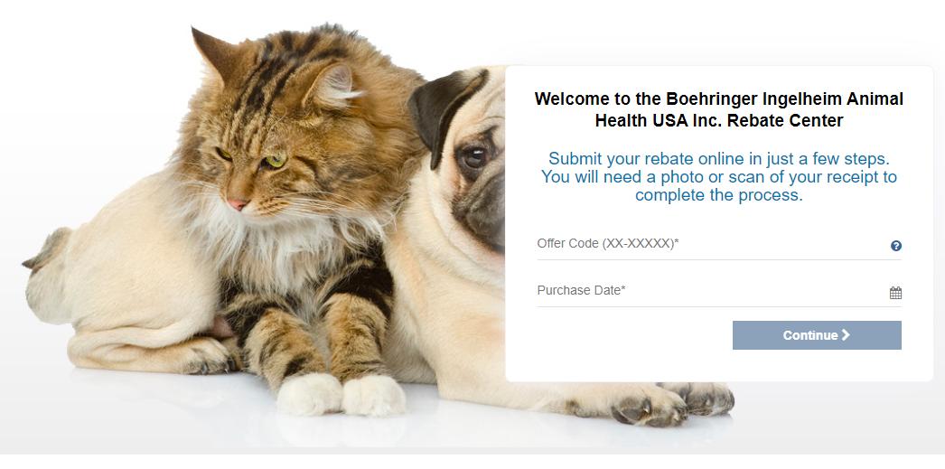 Boehringer Ingelheim Animal Care Login