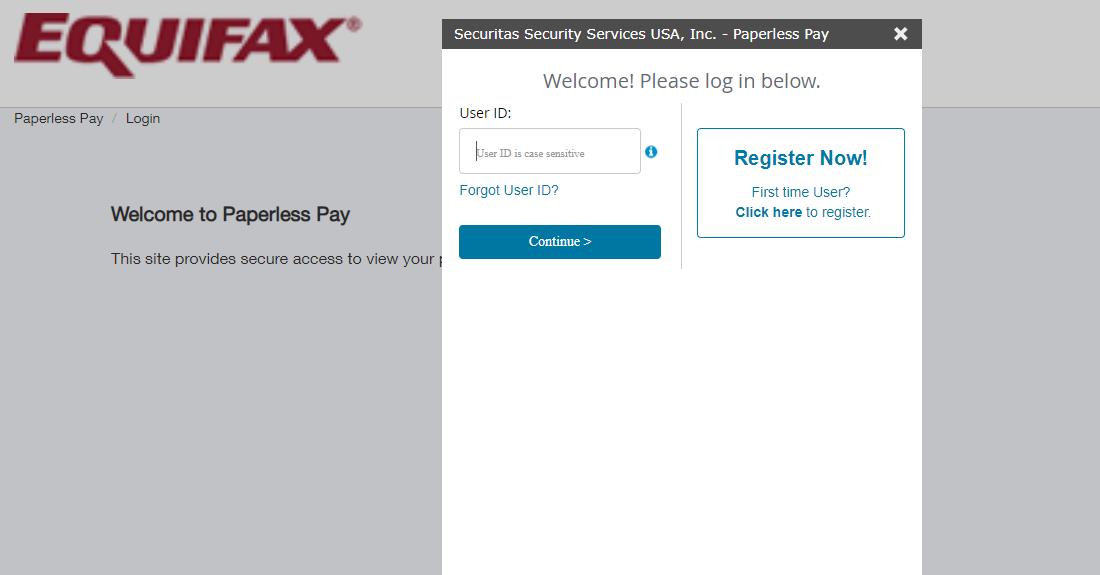 security epay login