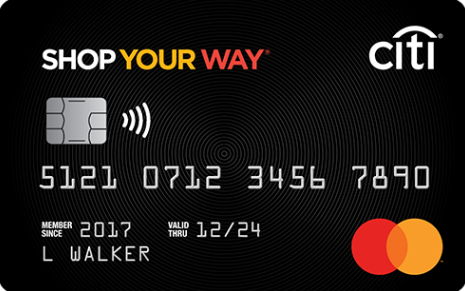 shop your way card